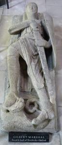 Temple Church effigy