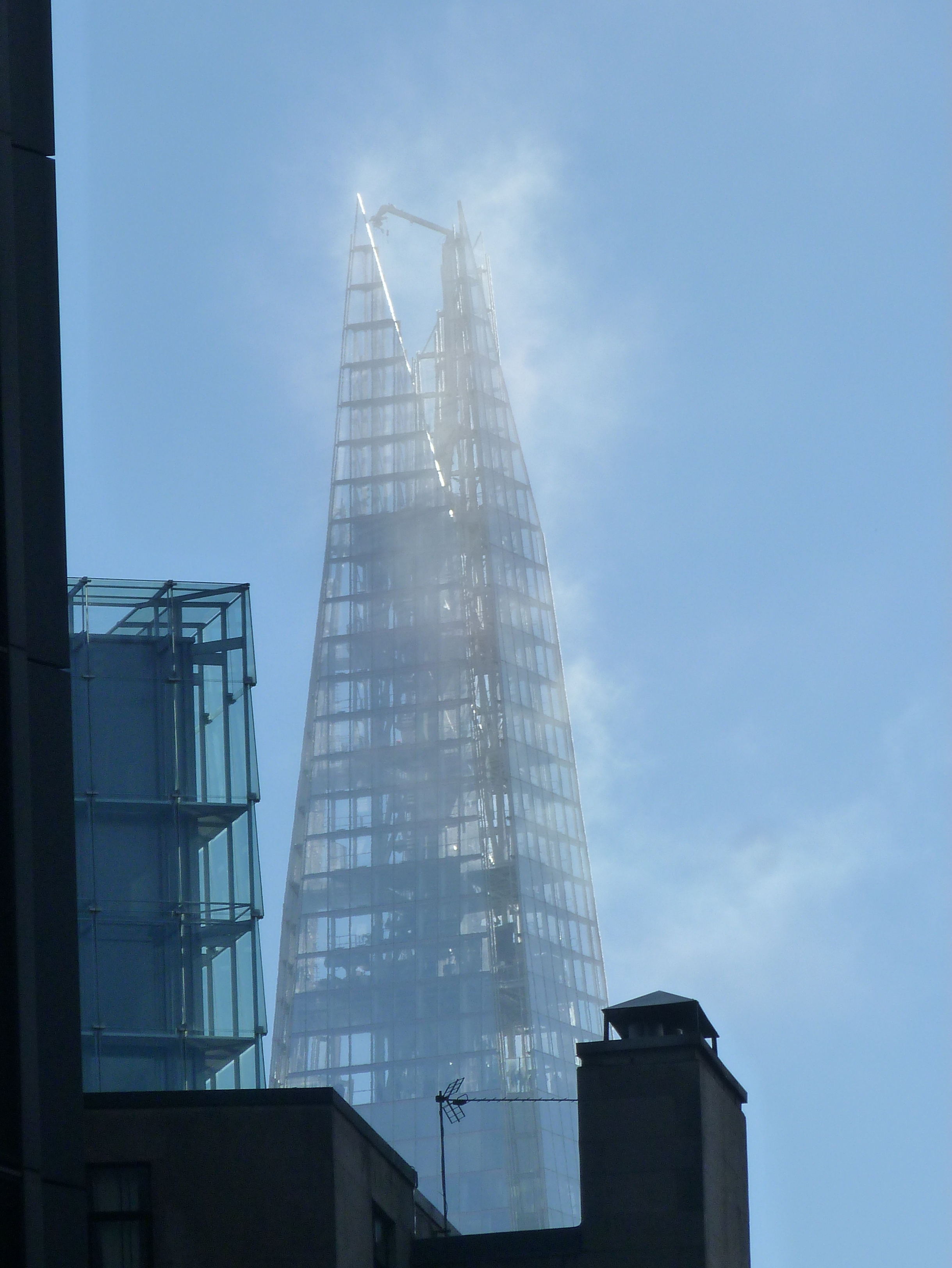 The Aura of the Shard