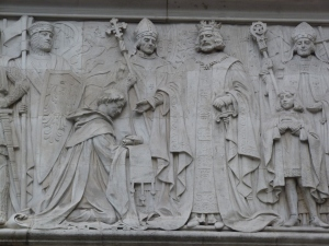 Supreme Court - Magna Carta scene
