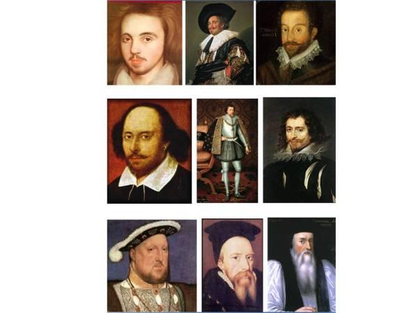 Facial hair through the ages