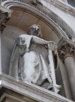 Statue of Henry FitzAlywn, first Lord Mayor of London