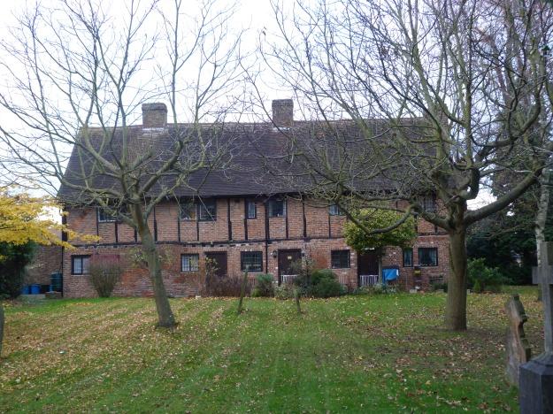 Alms Houses, Ruislip