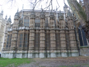 Chapter House, Westminster Abbey