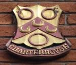 Charterhouse property boundary marker