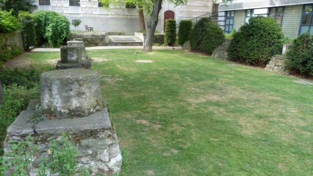 Site of St Mary Aldermanbury
