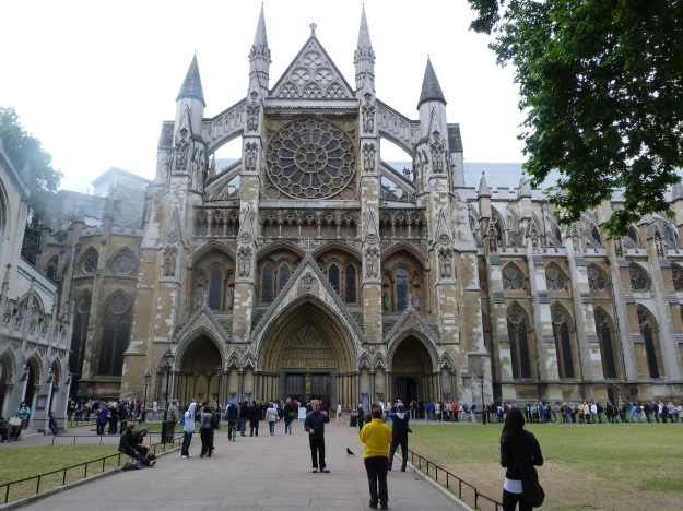 Westminster Abbey South Entrance