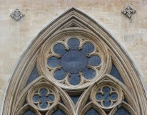 Southwark Cathedral exterior