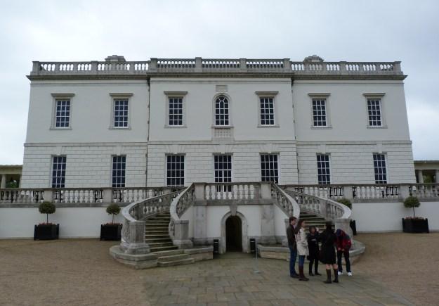 Facade of the Queen's House