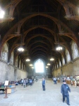 General view of Westminster Hall interior