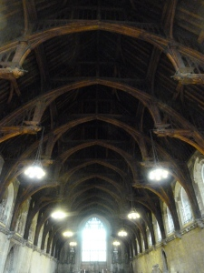 Double Hammerbeam ceiling