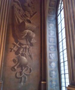 Chiaroscuro, Lower Hall