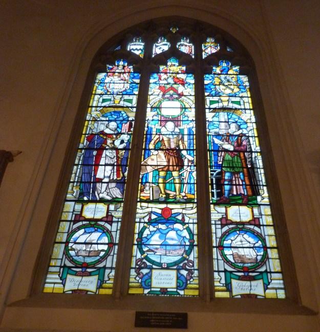 Smith window, St Sepulchre