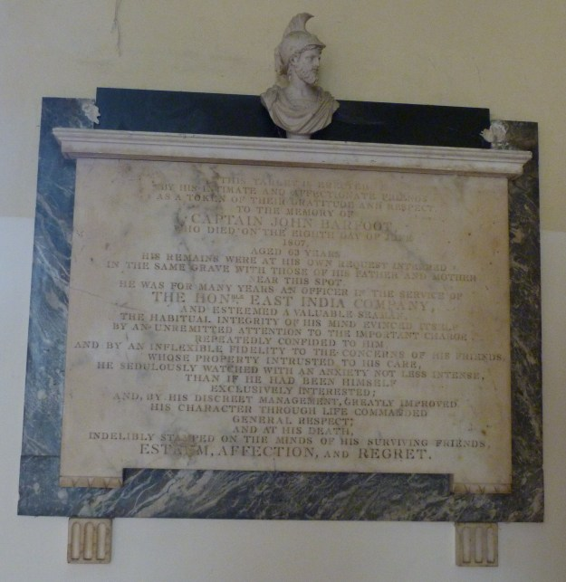 Early 19th century memorial