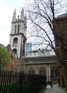 St Michael Cornhill