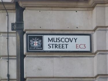 Muscovy Street, City