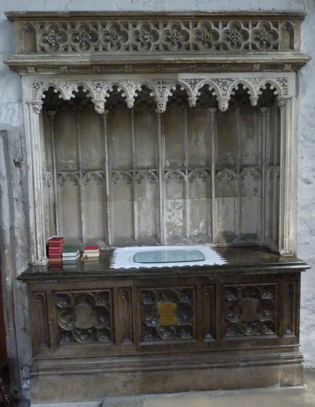 Tomb of Sir Henry Colet, twice Lord Mayor of London (d. 1510)