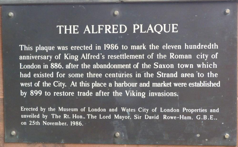Anglo-Saxon - and Viking - London (2/6)