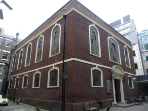Bevis Marks Synagogue 2