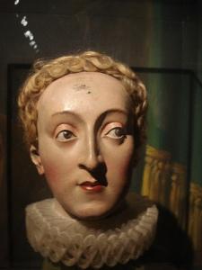 Funeral effigy of Elizabeth I