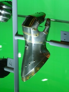 Iron glove (Tower of London)
