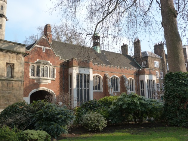 Lincoln's Inn Old Hall