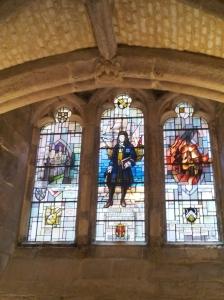 Pepys window (Guildhall)