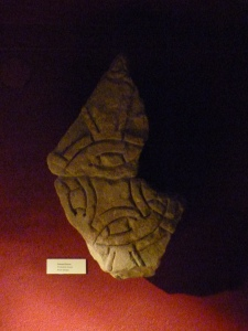 Saxon cross, All Hallows Barking (2)