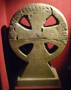 Saxon cross, All Hallows Barking