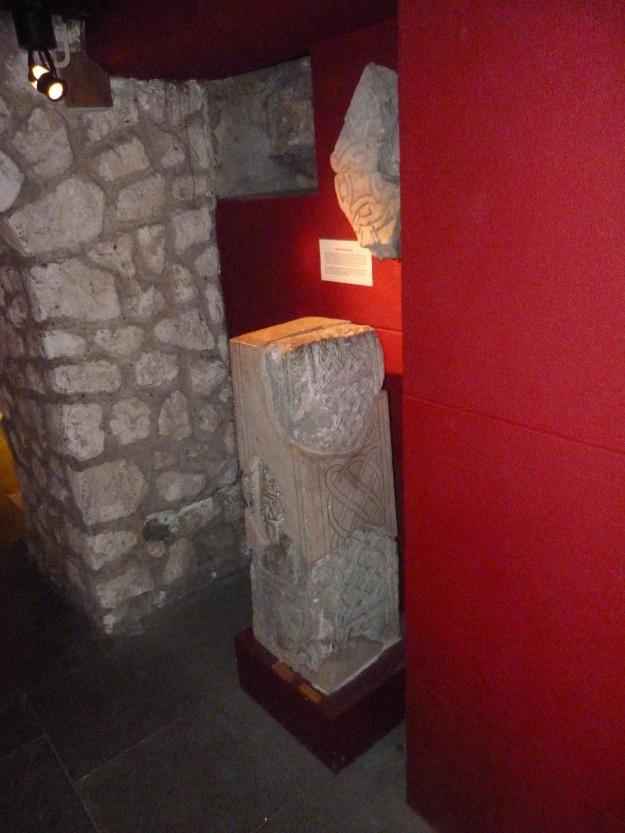 Saxon stonework, All Hallows Barking