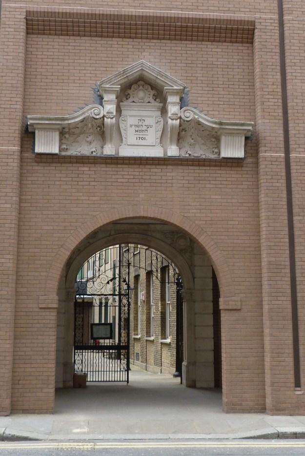 Sephardic Synagogue, Bevis Marks (1701-)