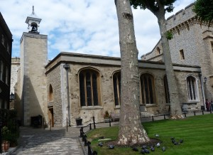 St Peter ad Vincula (Tower of London)