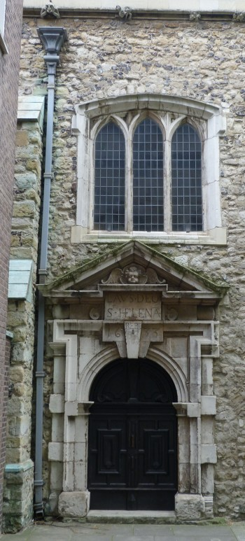 Porch repaired in 1633