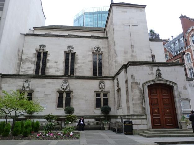 Dutch Church, Austin Friars