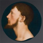 Sir Thomas Wyatt the Younger (by Hans Holbein)