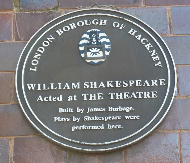 Theatre plaque (2)