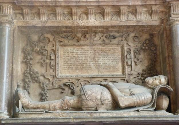 Throgmorton memorial