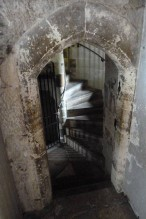 Inside the Tower - a place of orgotten dreadful cubicles behind great closed doors
