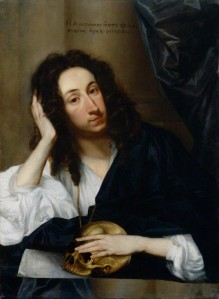 Portrait of John Evelyn by Robert Walker 1648