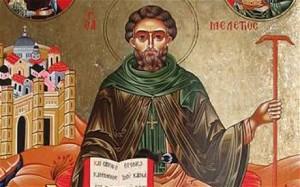 Bishop Mellitus