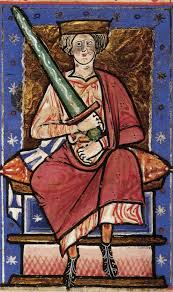 Medieval image of Ethelred II
