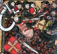Viking raids on Anglo-SaxonLondon (5/6)