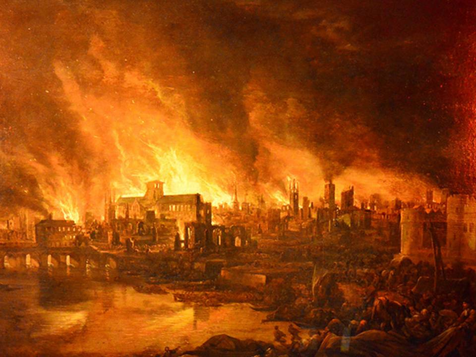 London Fire ... 4th – The Great ...