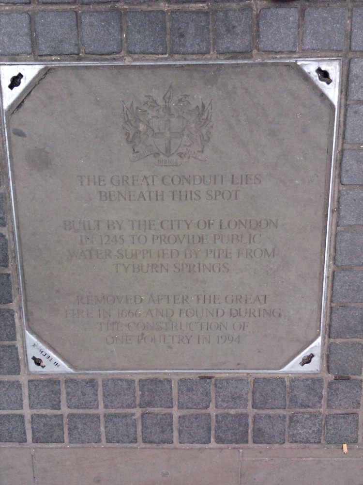 """London's Water Supply and the """"New River"""" (2/6)"""