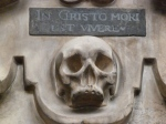All Hallows memento mori