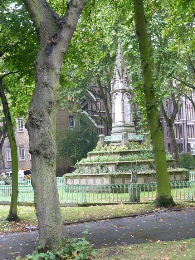 Burdett-Coutts memorial