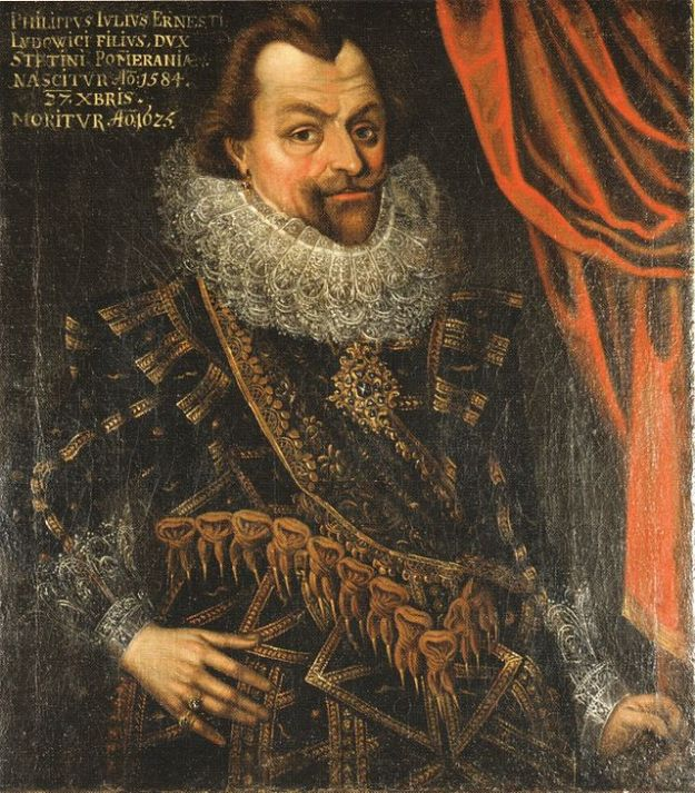 Philipp Julius, the Duke of Stettin-Pomerania