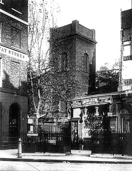 Photograph of St Katherine Coleman
