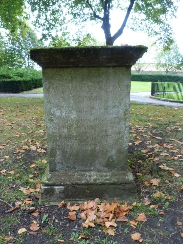Wollstonecraft memorial