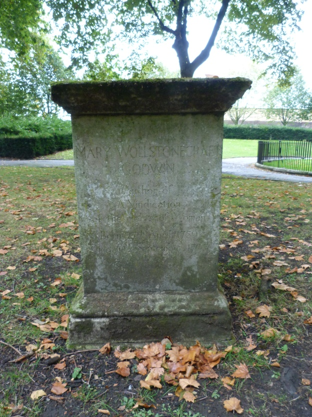 Wollstonecraft memorial