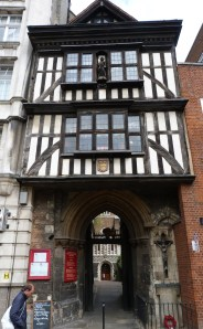 Tudor Gate-House